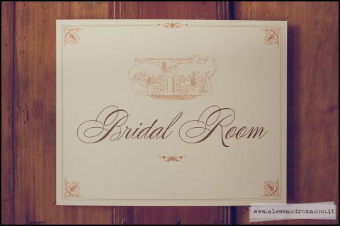 Preparazione - Bridal Room